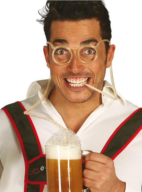 Tube Drinking Glasses