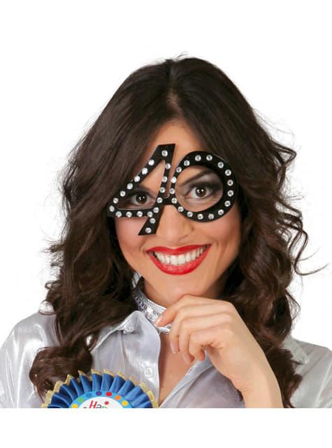 40. narodeniny okuliare