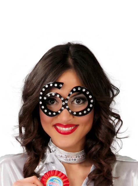 60e verjaardag bril