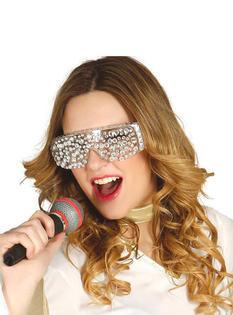 Pop Star Lady Glasses