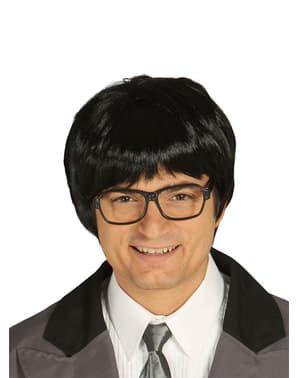 Nerd Brille ohne Gläser