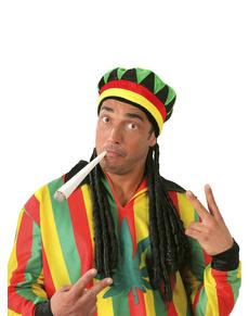 disfraz mujer jamaicana