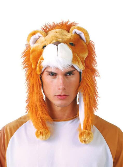 Čepice lev
