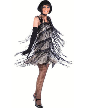 Charleston Sequin Tassels Costume