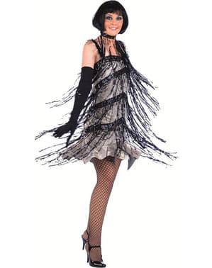 Třásňový kostým na charleston