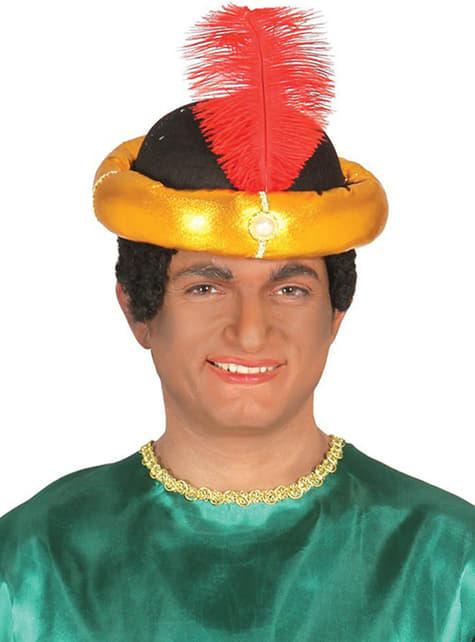 Złota czapka Maharadża
