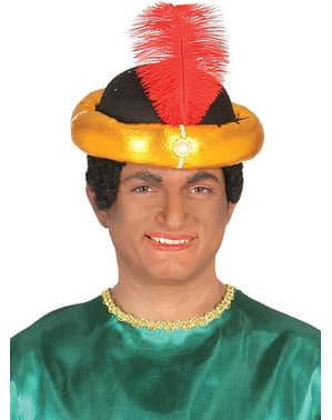 Kultainen Maharajah -Hattu