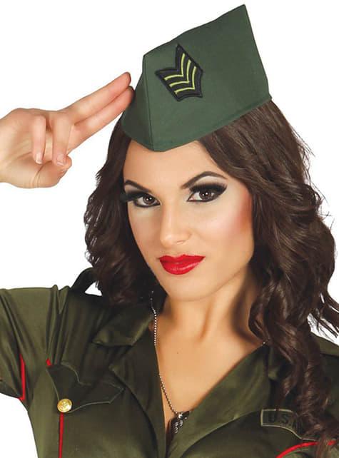 Czapka wojskowa z lotnictwa
