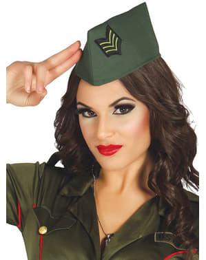Armádní čepička