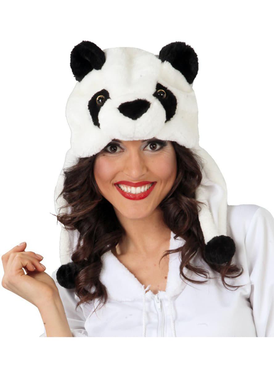 Panda Mütze Crossartig Xolosnu