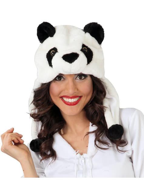 Bonnet d'ours panda
