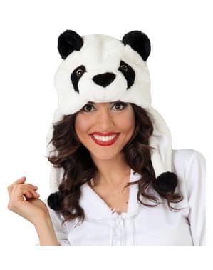 Panda huppuhattu
