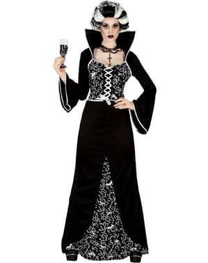 Aristokratisk vampyrudklædning til kvinder