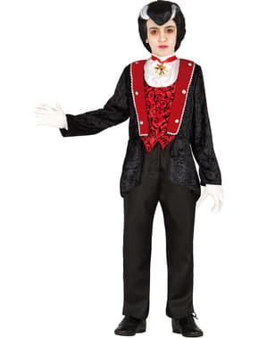 Earl Vampyr Kostyme for Gutt