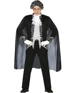 Aristokraattinen vamppyyriasu miehille