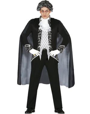 Aristokratisk Vampyr Kostyme Mann