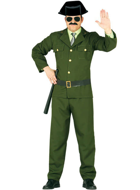 Adults Civil Guard Costume