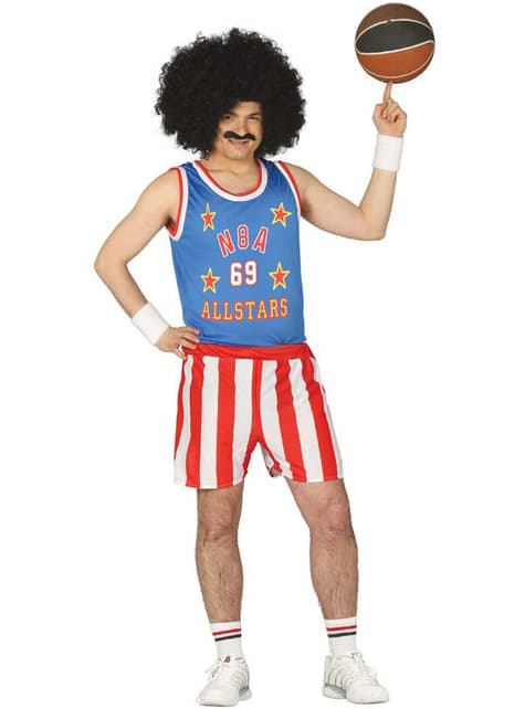 USA basketball speler kostuum voor mannen