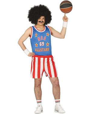 Fato de jogador de basquetebol USA para homem