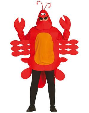 Costum de homar pentru adult