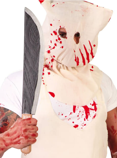 Machete carnicero