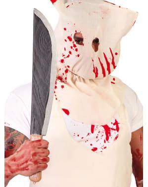 Machete de asesino carnicero