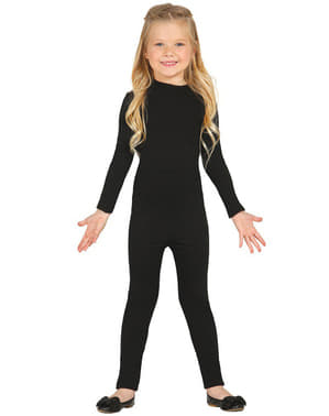 Kids Black Leotard