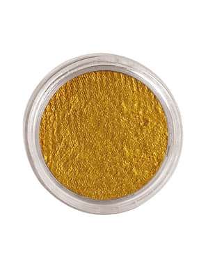 Wasserschminke gold