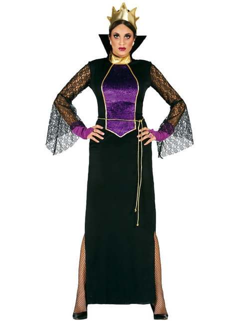 Women's Wicked Queen in the Mirror Costume