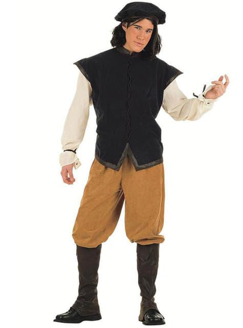 Medieval Barman Adult Costume