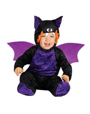 Costum de liliac obraznic pentru bebeluși