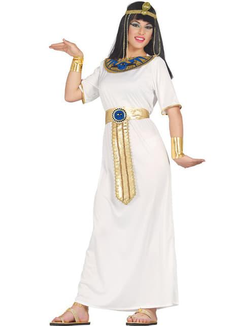 Fato de Cleópatra para mulher
