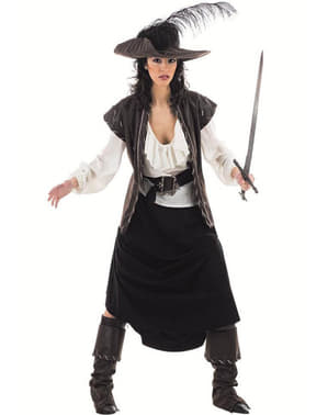 Musketeer Maria Adult Costume