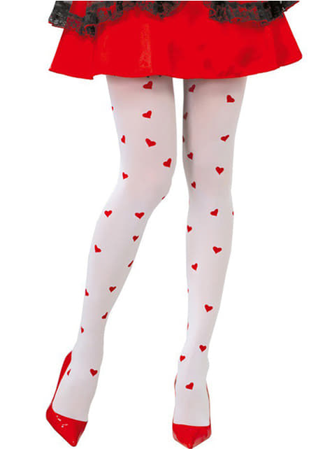 Hearts Tights