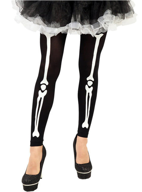 Pantys de esqueleto