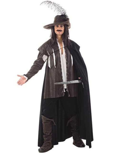 Spanish Swordsman Adult Costume