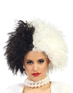 Evil Cruellina Wig