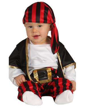 Pirat Maskeraddräkt Baby
