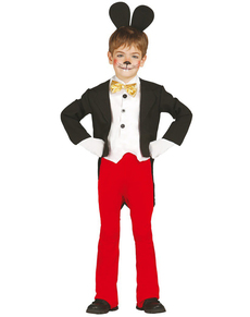 Boys Mikey Mouse Costume