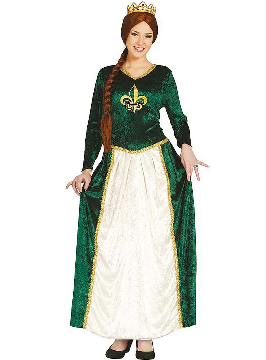 Womens Swamp Princess Costume The Coolest Funidelia