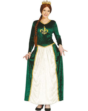 Womens Swamp Princess Costume