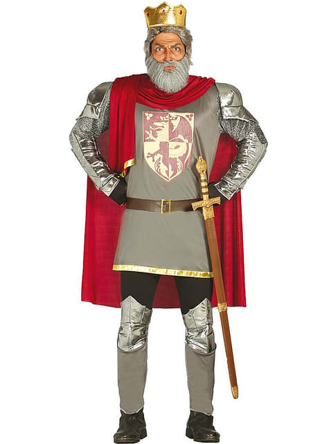 The Lionheart King Costume