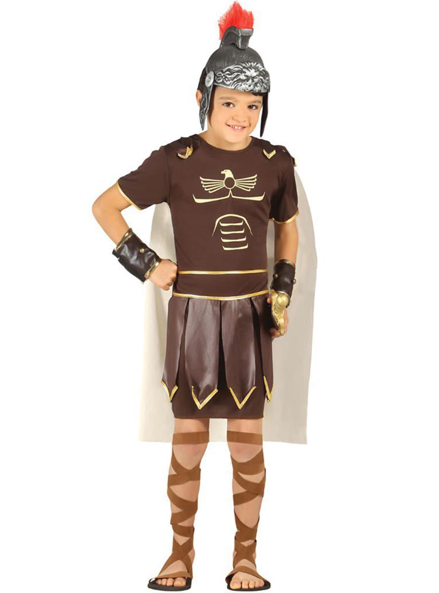 Baño Romano Definicion:Disfraz de soldado Imperio Romano para niño: comprar online en