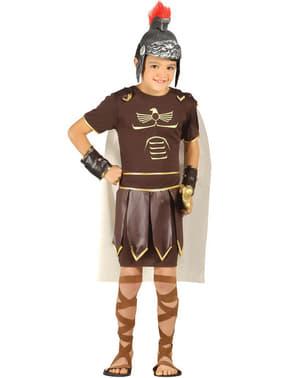 Romersk imperium soldaterkostume til drenge