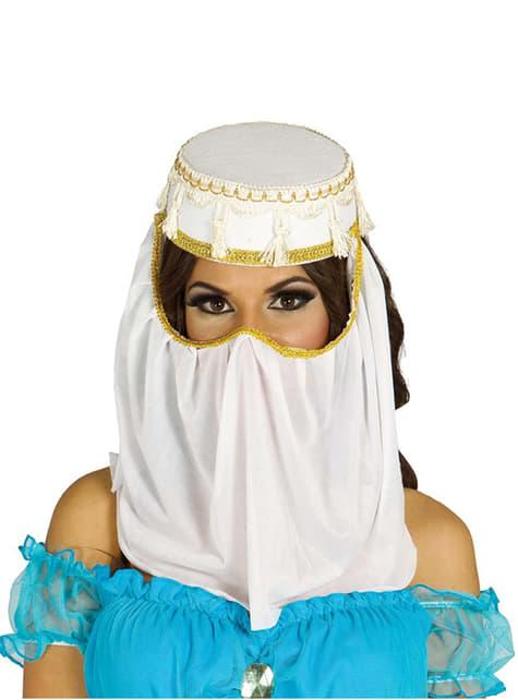 Arabisk Prinsessehatt til Damer