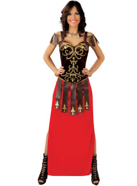 Disfraz de tiberia para mujer