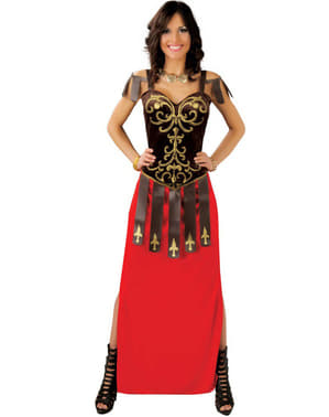Costume da Tiberia da donna