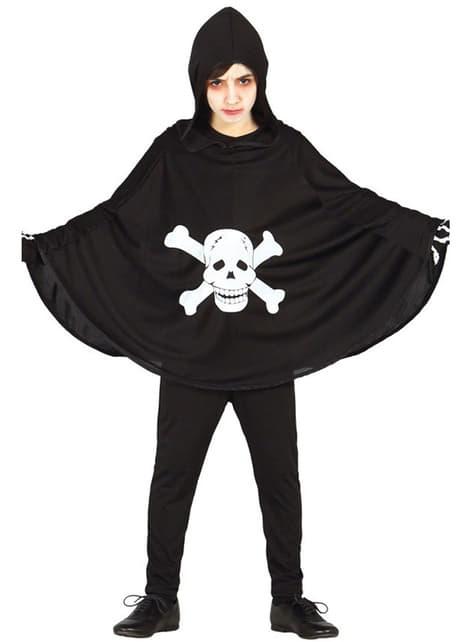 Disfraz de muerte cadavérica para niño