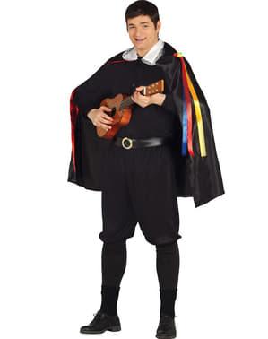 Pánský kostým potulný zpěvák