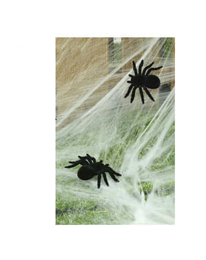 Pack of 2 Spiders 10cm